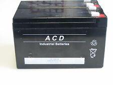 Batterie 12v pour Onduleur MGE Pulsar ellipse 800 USBS BS / IEC