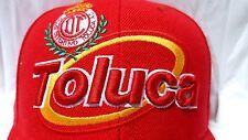 NEW! FMF DIABLOS ROJOS DE TOLUCA EMBROIDERED ADJUSTABLE CAP