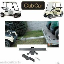 "Club Car DS Golf Cart TRAILER HITCH with 2"" RECEIVER"