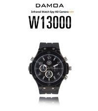 DAMOA W1300 All In One Watch Type Hidden Spy Camera HD/16GB/Infrared/Waterproof