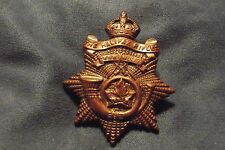 WW II Canadian Cap Badge To The Halifax Rifles