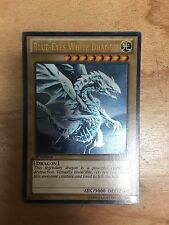Blue-Eyes White Dragon CUSTOM ORICA Ultra Rare Yugioh!