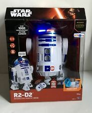 """STAR WARS R2-D2 THE FORCE AWAKENS 16"""" INTERACTIVE ROBOTIC TOYS R US EXCLUSIVE"""