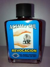 MYSTICAL / SPIRITUAL OIL (ACEITE) FOR SPELLS & ANOINTING 1/2 OZ REVOCATION