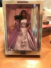 2003 Collector Edition Barbie African American NRFB