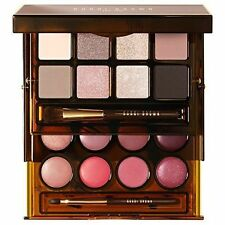 Bobbi Brown Deluxe Lip & Eye Palette, Lim. Ed. Set, Includes Brush, NIB