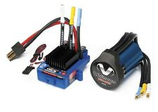 Traxxas 3350R VXL-3S Velineon Waterproof Brushless Power System Combo