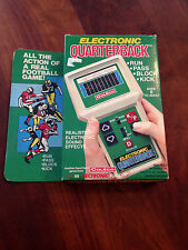 "1978 Vintage COLECO ""ELECTRONIC QUARTERBACK"" Football Hand-Held Game Excellent!"