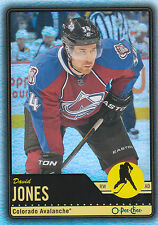 12-13 O-Pee-Chee David Jones Black Rainbow /100