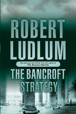 """The Bancroft Strategy, Robert Ludlum, """"AS NEW"""" Book"""