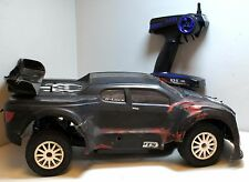 Losi ten SCTE 4wd 1/10  rc truck  2.4ghz USED