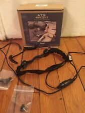 Iasus Concepts NT3 Black Ops 2 Professional Tactical Headset Throat Mic