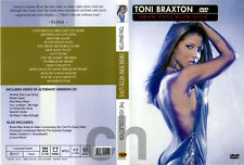 Toni Braxton - The Video Collection: From Toni With Love   DVD NEW