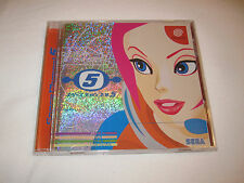 Space Channel 5 (Dreamcast) Japan Import Mint!