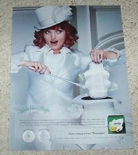 2009 ad page - Always feminine hygiene Girl MAGICIAN magic PRINT ADVERT clipping