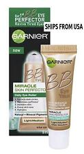 Garnier Skin BB Eye Skin Perfector Daily Eye Roller Light/Medium 0.27 oz