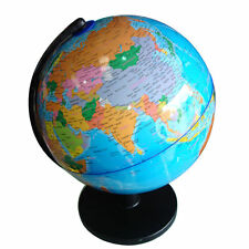 32CM EDUCATIONAL TOY WORLD GLOBE MAP ON SWIVEL STAND GIFT KIDS OFFICE DESK