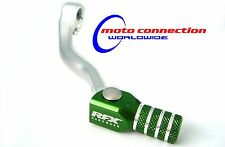 RFX gear shift lever Black/Green  KAWASAKI KXF250 04-05 Motocross RFX GPF20300