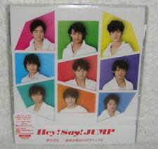 Hey! Say! JUMP AinoArika / Aisureba Motto Happy Life Taiwan CD「Oh! My Jelly! 」