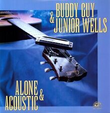 Alone & Acoustic - Buddy & Junior Wells Guy (2011, Vinyl NUEVO)