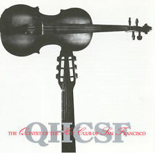 Qhcsf by Quintet of the Hot Club of San Francisco (CD, May-1995, Hot Club...