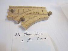Thomas & Friends the train Engine Wood Railway track fits Brio 1 pin Y switch