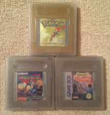 3x Hard Plastic Game Case Protectors for Nintendo Gameboy - Official