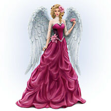 Hopeful Radiance on Wings of Hope Angel  Nene Thomas Bradford Exchange  Figurine