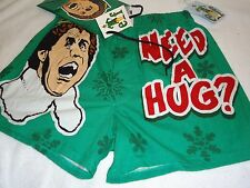 NWT ELF NEED A HUG BUDDY MENS BOXER SHORTS WITH GIFT BAG SIZE S