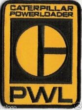 """CAT POWERLOADER"" MOVIE PATCH - ALIEN19"