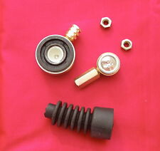 MG TF MGF GEAR CABLE REPAIR KIT GEAR CABLE CONNECTOR BOTH JOINT ENDS  + GAITER