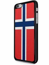 Country Flag Iphone 6/7 case cover Norway