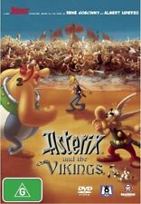 Asterix and the Vikings Movie DVD FREE LOCAL POST NEW SEALED REGION 4