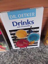 Dr. Oetker: Drinks mit Promille, aus dem Ceres Verlag