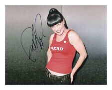 PAULEY PERETTE - NCIS AUTOGRAPHED SIGNED A4 PP POSTER PHOTO 2