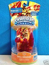 *NEW Skylanders Spyro's Adventure **CLEAR RED DRILL SERGEANT** Walmart Exclusive