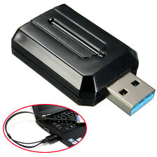 High Speed USB 3.0 to eSATA External Bridge Adapter Converter 5Gbps for Laptop