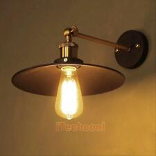 Barn Light Vintage Industrial Wall Light Metal Wall Mount Lamp Shade Chandeliers