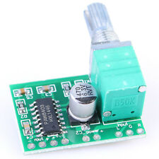 PAM8403 Mini Two Channel Digital Amplifier Module Board 2 * 3W With Volume