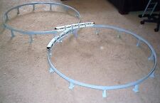 Graduated Pier set for Disney toy monorail makes figure 8 support post