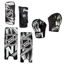Franklin Sports Youth S/M NHL Street Hockey Goalie Set