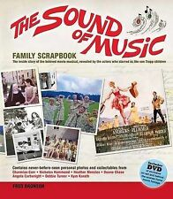 Sound of Music Family Scrapbook, Fred Bronson, Good, Hardcover