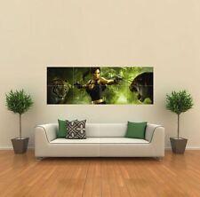 Tomb Raider Underworld Nuevo Gigante gran impresión de arte cartel Imagen Pared g047