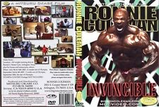 RONNIE COLEMAN INVINCIBLE Bodybuilding DVD IFBB NPC his 2007 MR Olympia Prep