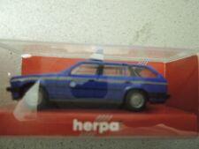 Herpa 043205 BMW 325i THW OV Wiesbaden in OVP aus Sammlung (6)