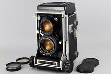 【Excellent+++++】Mamiya C33 Medium Format TLR W/Filter and Case from Japan