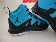 Nike Jordan Prime Mania, Flywire, Dark Powder Blue / Black / White, Sz 11