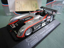 DV5297 ONYX VITESSE PANOZ LMP-1 ROADSTER 1999 LE MANS COLLECTION #11 XLM032 1/43