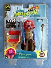 CLIFFORD THE MUPPET SHOW PALISADES FIGURE RED CHAIR GREEN PANTS AND VEST