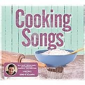 Cooking Songs (2013) 3 CD Box Set (Amy Winehouse, One Direction, Abba, Rihanna..